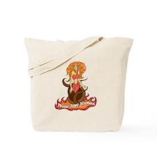 New Age Venus Tote Bag