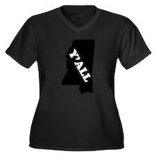 Mississippi Yall Plus Size T-Shirt