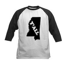 Mississippi Yall Baseball Jersey