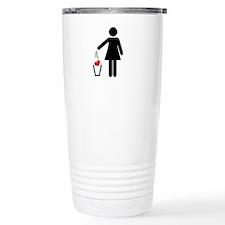 No more Love Travel Mug