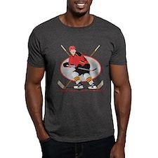 Hockey Today Heal Tomorrow T-Shirt