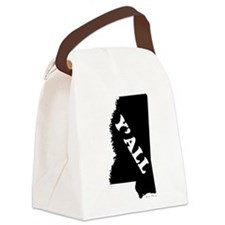 Cute Southern Canvas Lunch Bag