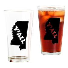 Unique Mississippi Drinking Glass