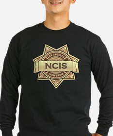 NCIS Badge Long Sleeve T-Shirt