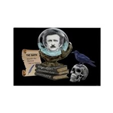 SPIRIT OF EDGAR ALLAN POE Magnets