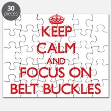 Cute Buckles Puzzle