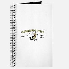 Vamonos Pest Journal