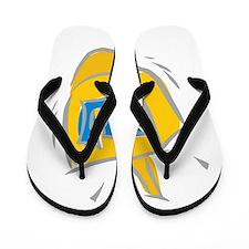 yellow dreidel.png Flip Flops