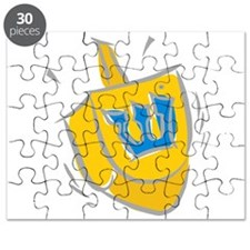 yellow dreidel.png Puzzle