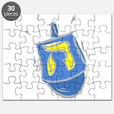 blue dreidel.png Puzzle