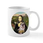 Mona's Fawn Pug (#2) Mug