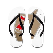 brown dreidel.png Flip Flops