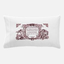 Pride and prejudice Pillow Case