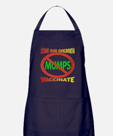 No Mumps Apron (dark)