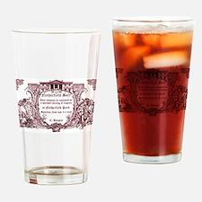 Unique Jane austen mr bingley Drinking Glass