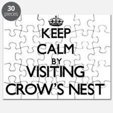 Unique Crows Puzzle