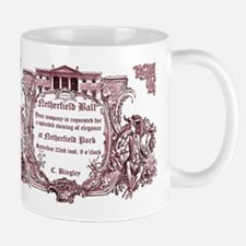 Netherfield Ball Invite Mugs