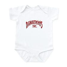 DANGEROUS INC. Infant Bodysuit