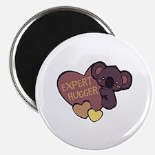 Expert Hugger Magnets