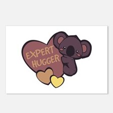 Expert Hugger Postcards (Package of 8)