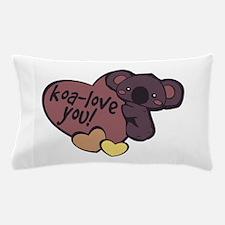 Koa-Love You Pillow Case