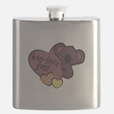 Koa-Love You Flask