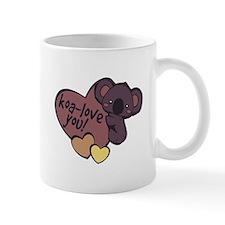 Koa-Love You Mugs