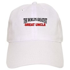 """The World's Greatest Great Uncle"" Baseball Cap"