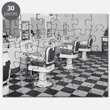 Executive Barber Shop, 1935 Puzzle
