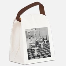 Executive Barber Shop, 1935 Canvas Lunch Bag