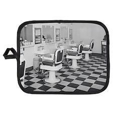 Executive Barber Shop, 1935 Potholder