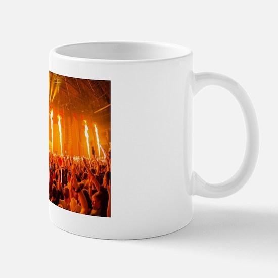 orange party Mug