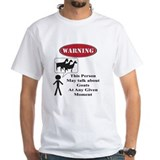 Farming Mens White T-shirts