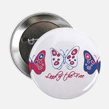 """Butterflies Are Free 2.25"""" Button (10 pack)"""