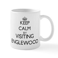Keep calm by visiting Englewood Massachusetts Mugs