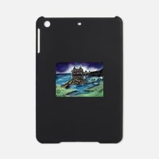 Unique Dragon on castle iPad Mini Case