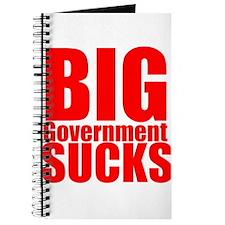 Big Government Sucks Journal