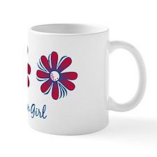 All American Girl Small Mug