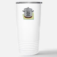 Whats Cookin Good Lookin Travel Mug