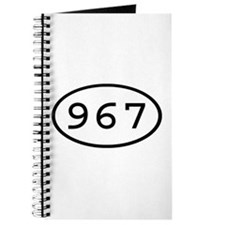 967 Oval Journal