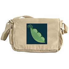 Peas In A Pod Messenger Bag