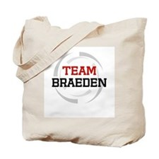 Braeden Tote Bag