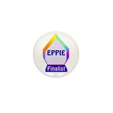 EPPIE finalist Mini Button (100 pack)