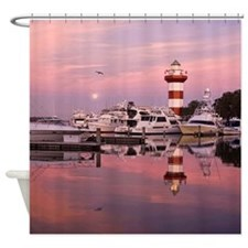 Harbour Town Shower Curtain