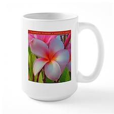 Plumeria Blossom Mug