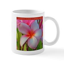 Plumeria Blossom Regular Mug