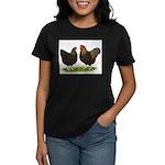BLR Wyandottes Dark Women's Dark T-Shirt