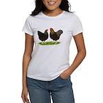 BLR Wyandottes Dark Women's T-Shirt