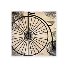 Vintage big wheel bicyle Sticker