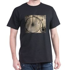 Vintage big wheel bicyle T-Shirt